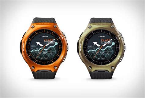 Smartwatch Casio casio outdoor smartwatch