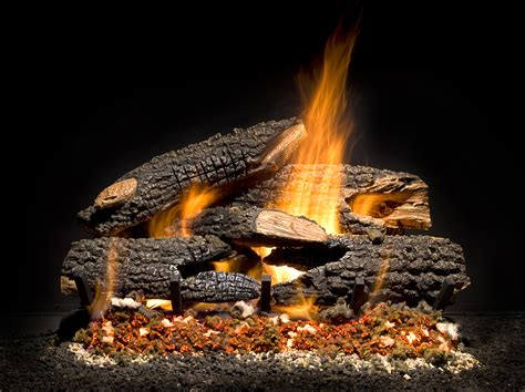 Fireplace Logs by Welcome Golden Blount Incgolden Blount Inc