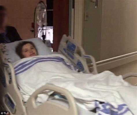 emergent c section joy anna duggar rushed to hospital for c section on