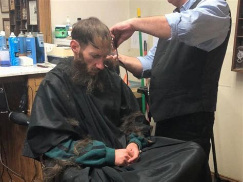 haircut story road homeless veteran who received over 360k now wants to pay