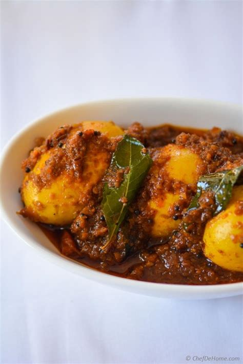 googlecom eggcurry recipes indian andhra style spicy egg curry recipe chefdehome