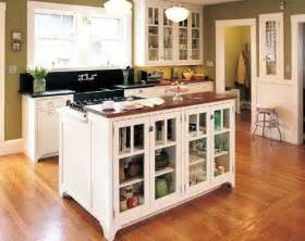 one wall kitchen with island pinterest