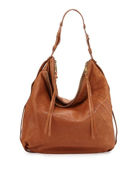 Neiman Sale Continues With Goods From Marc Kooba Tracy by Kooba Alina Leather Hobo Bag Luggage Neiman