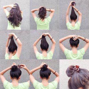 3 Pcs Jepitan Rambut Jedai jedai cara instan buat rambut indah orangemagz