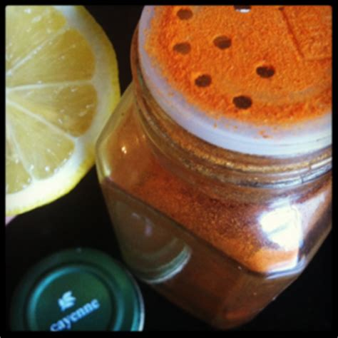 Lemon Water Cayenne Pepper Detox Reviews by Menu