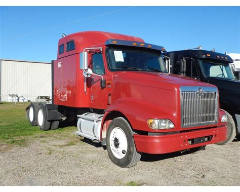 International Sleeper Trucks 2005 international 9400 sleeper truck for sale
