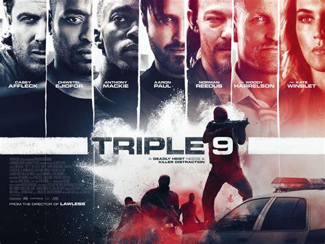 michael k williams triple 9 triple 9 review den of geek