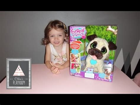 furreal friends pug furreal friends jj the pug review travel the world and experience vacations and