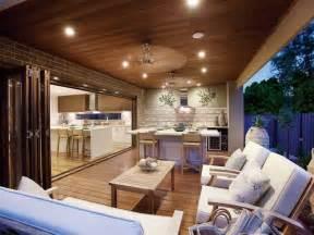 alfresco ideas indoor outdoor outdoor living design with deck decorative lighting using brick outdoor