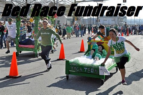 bed race bed race fundraiser