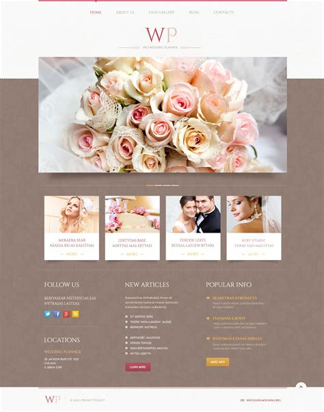 Wedding Planner Program by Wedding Planner Program Wedding Event Planner
