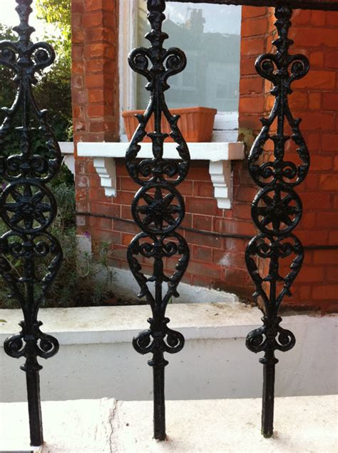 Cast Iron Balusters Cast Iron Railings Spirals And Castings