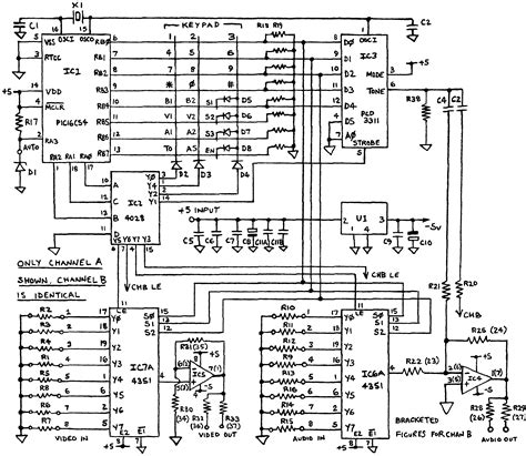 pattern generator chip electronic circuits page 203 next gr