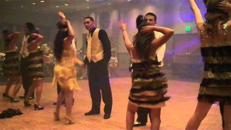 san antonio swing dance san antonio quinceanera surprise swing dance youtube