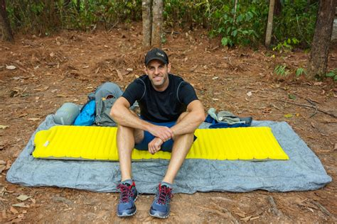 therm a rest neoair xlite max sv sleeping pad review