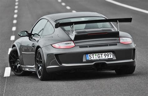 Porsche Gt3 Turbo by 800hp Gt3 Inspired Porsche 911 Turbo From Poland