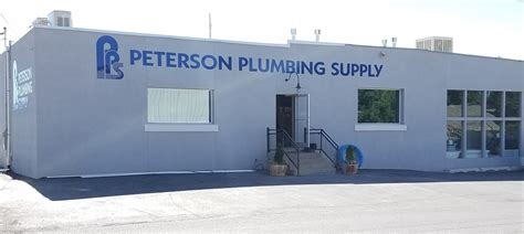 Plumbing Supplies Near Location by Locations Peterson Plumbing Supply