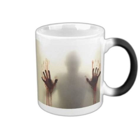 custom morphing mugs the walking dead Coffee Tea Milk Hot Cold Heat Sensitive Color changing