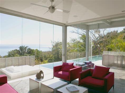 sliding glass walls photo page hgtv