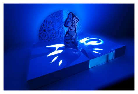 Pop Pop Up Glow by Alejandroga Fashion Pop Up Light Ii