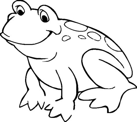 Coloring Page For Frog | frog coloring pages 3 coloring pages to print