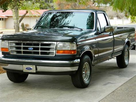 automobile air conditioning service 1992 ford f150 transmission control sell used 1992 ford f150 all original one owner in mesa arizona united states