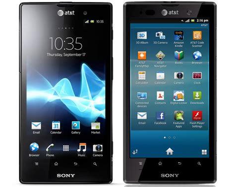 Hp Android Sony Xperia Ion le sony xperia ion va t il arriver au royaume uni frandroid