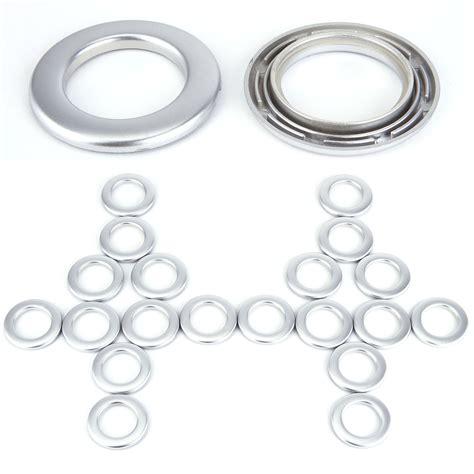 anelli per tendaggi 20 pezzi anello anelli tondo interno 216 35mm occhielli per