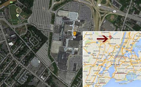 Garden State Plaza Store Map Suspected Garden State Plaza Gunman Found Dead Ny Daily News