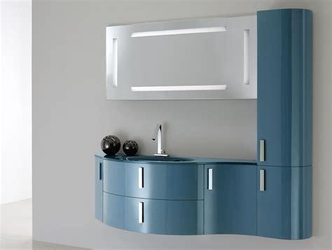 tahiti oasis bagni th11 modern italian vanity in cobalt