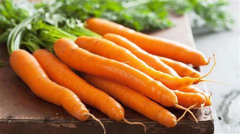 carote cotte  crude valori nutrizionali benefici