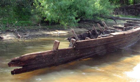 mcdavid mystery steamboat pulled from the escambia river - Is North River Boats Still In Business