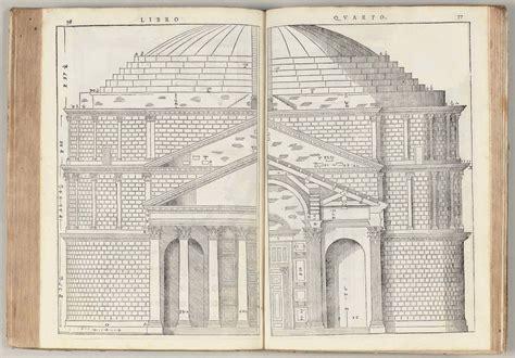 libro palladio palladio andrea 1518 1580 i quattro libri dell architettura venice domenico de