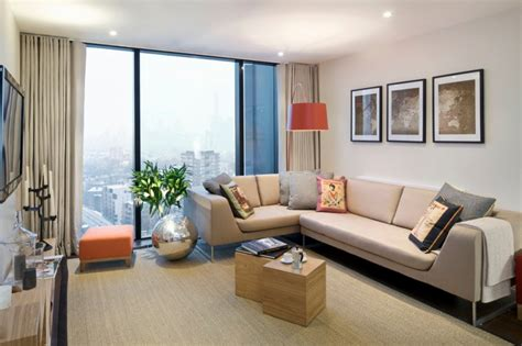 Living Room Floor L by Complete Your Apartment With These Stylish Living Room Ideas Decohoms