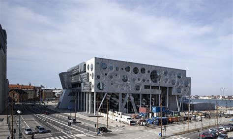 Building A House musikhuset aalborg h4 e architect