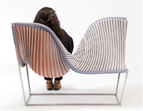 unique recliner chairs rethinking soft materials in furniture design unique
