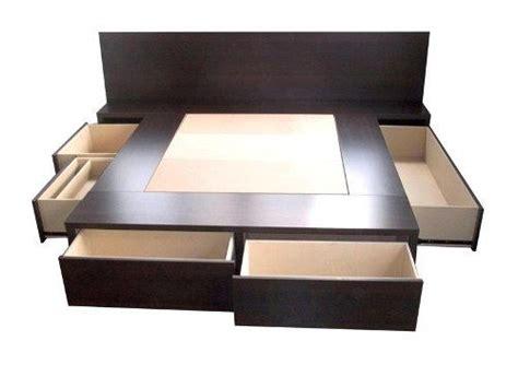somier con cama abajo cama con cajones 1 y 2 pl box sommier respaldo mesa de luz