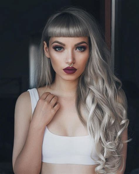 trendy gray hair styles 20 trendy and gorgeous grey hair ideas