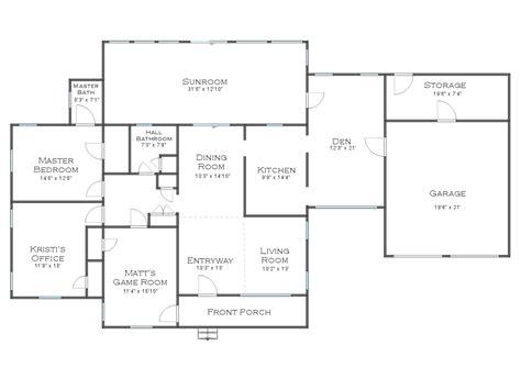 Floor House Plans by Current And Future House Floor Plans But I Could Use Your