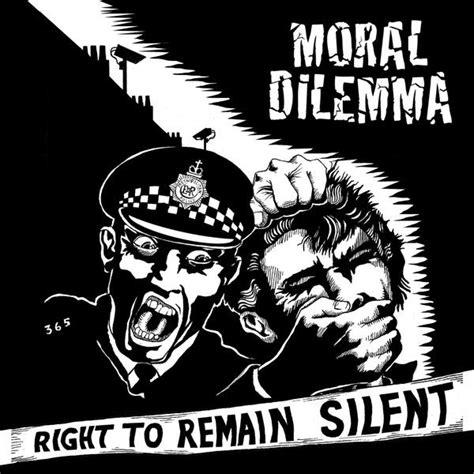cd agree degen erik moral dilemma right to remain silent cd