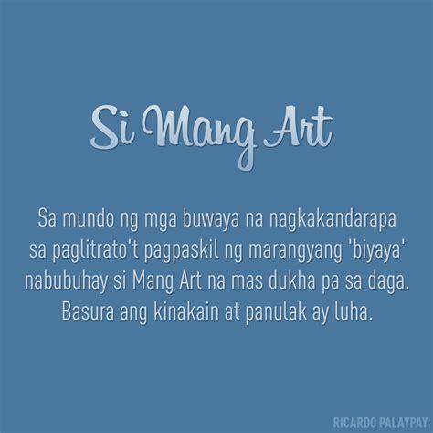 bidet in tagalog anagram isang maikling tula philippines