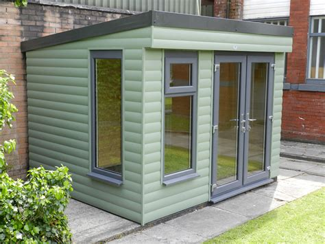 Insulated Garden Sheds by Garden Room Home Office Studio Summer House Log