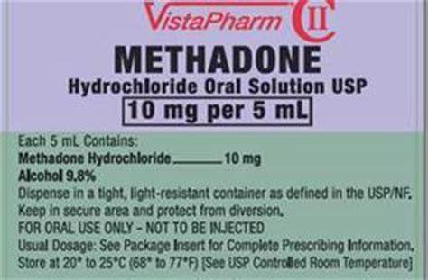 Using Methadone To Detox From Hydrocodone by Methadone Side Effects Addiction