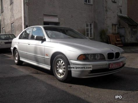 2001 bmw 530i capacity 2001 bmw 520i 3 and d4 car photo and specs