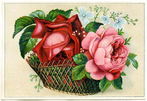 basket of flowers new year greeting card design shop basket of flowers new year greeting card design shop