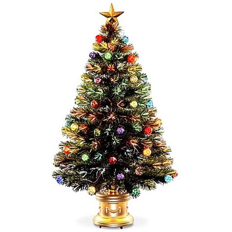 buy national tree fiber optic fireworks ornamental tree