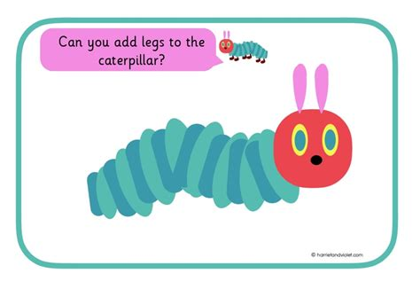 Play Dough Mats by The Hungry Caterpillar Style Play Dough Mats