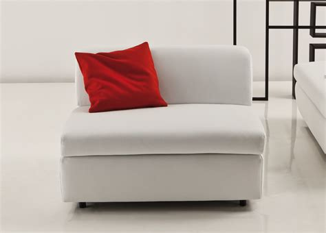 small white leather sofa bed centerfieldbar