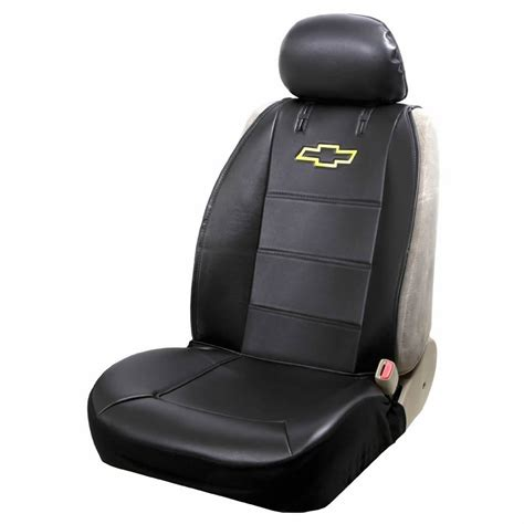 car bench seat cover synthetic leather chevy sideless bench seat covers universal car truck suv set ebay