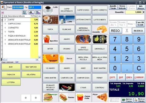 software vendita al banco software gestione aziendale e contabilit 224 okey win